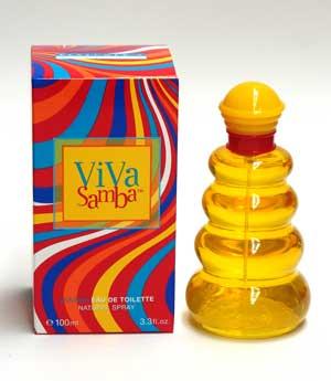 น้ำหอม Samba Viva EDT for Men 100 ml