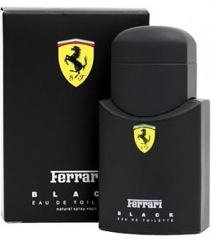 น้ำหอม Ferrari Black EDT for Men 125 ml