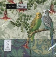 กระดาษแนปกิ้น เดคูพาจ Bird 21426