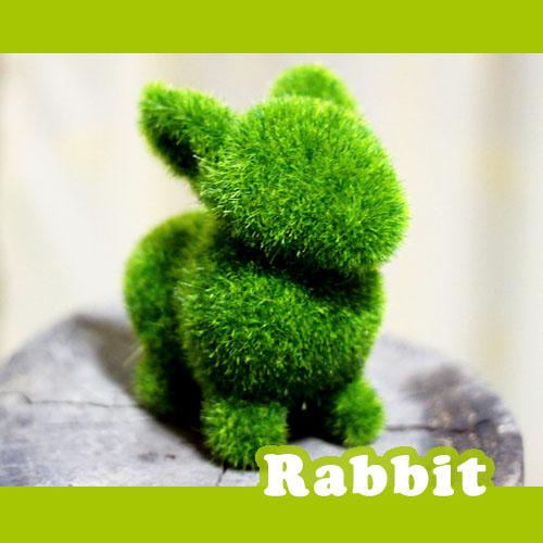 ตุ๊กตาหญ้าเทียม : RABBIT