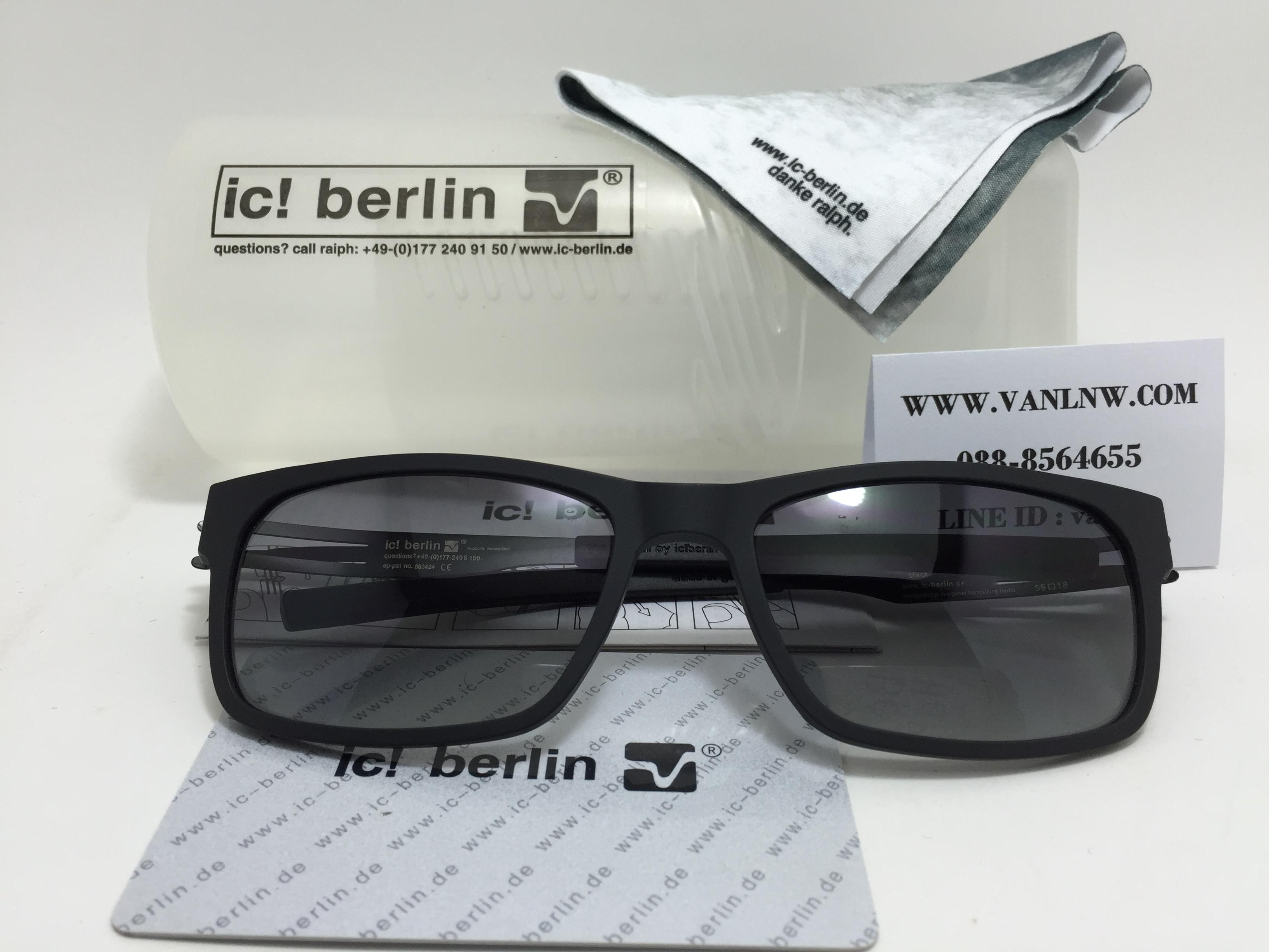ic berlin nameless black