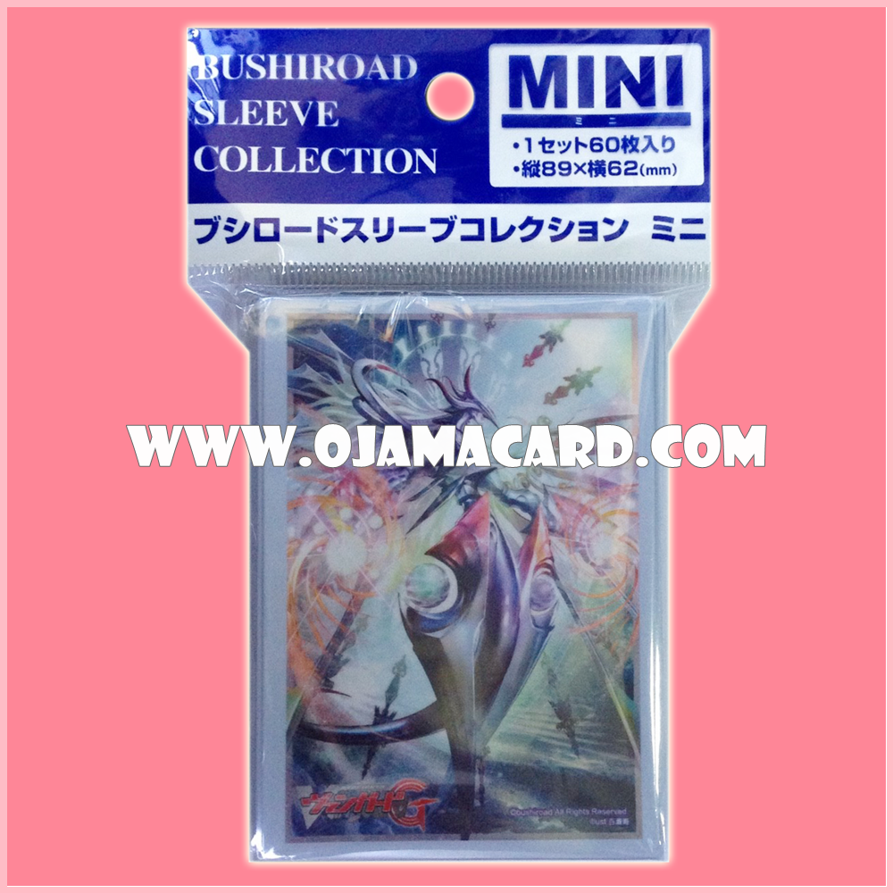 Bushiroad Collection Mini Sleeve Protector Vol.146 : Genesis Dragon, Amnesty Messiah x60