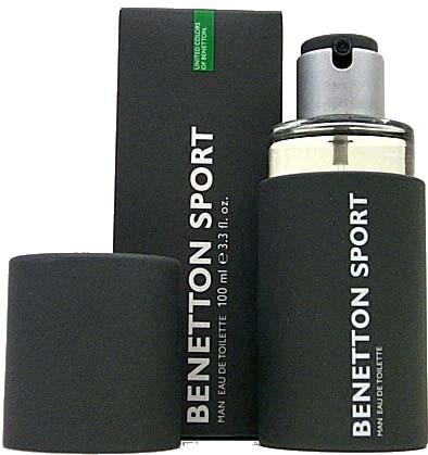 น้ำหอม Benetton Sport for Men EDT Spray 100 ml