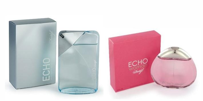 น้ำหอมเซ็ตคู่ Davidoff Echo for Men and Women 100 ml