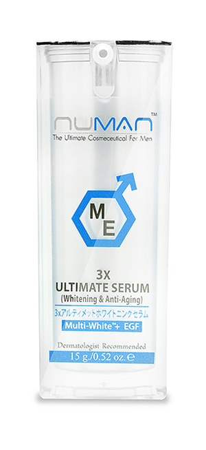 NUMAN 3X Ultimate serum (Whitening&Anti-Aging)