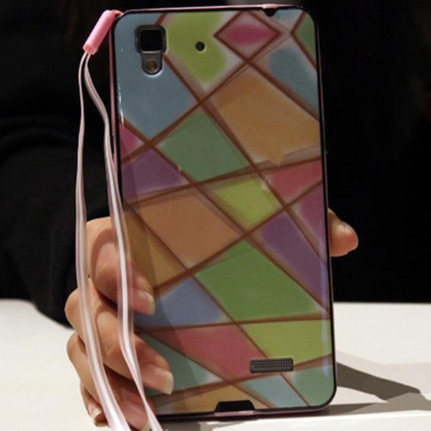 (พร้อมส่ง)เคสมือถือ Case OPPO R7/R7 Lite เคสนิ่มขอบสีพื้นหลังลายสวยๆน่ารักๆ
