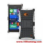 เคสมือถือ Microsoft Lumia 730 เคสพลาสติกกันกระแทกรุ่นขอบสี แบบที่3