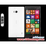 เคสมือถือ Microsoft Lumia 930 เคสนิ่มโปร่งใสแบบบางคลุมรอบตัวเครื่อง แบบที่2