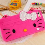 เคสมือถือไอโฟน5c Case iPhone เคสนิ่มแนวกระเป๋า Melody