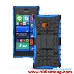 เคสมือถือ Microsoft Lumia 730 เคสพลาสติกกันกระแทกรุ่นขอบสี แบบที่2