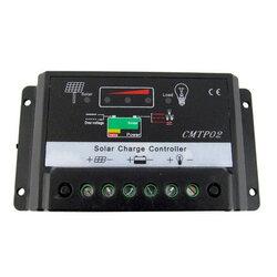 โซล่า ชาร์จเจอร์ Solar Charger CMPT 10A 12V / 24V Auto switch