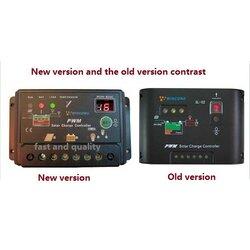 (Wincong) โซล่า ชาร์จเจอร์ Solar Charger 20A 12V 24V Auto switch