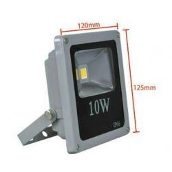 ไฟ LED Flood White 10W 12V(สีขาว 900LM) (ส่งฟรี)