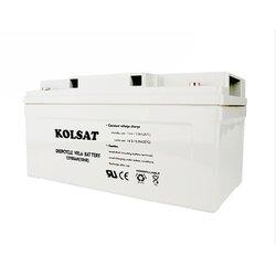 แบตเตอรี่แห้ง Deep Cycle Kolsat VRLA 80Ah 12V