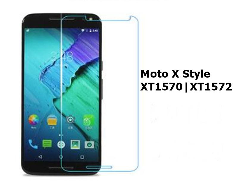 (679-003)ฟิล์ม Moto X Style|XT1570|XT1572 กระจกนิรภัย 9H