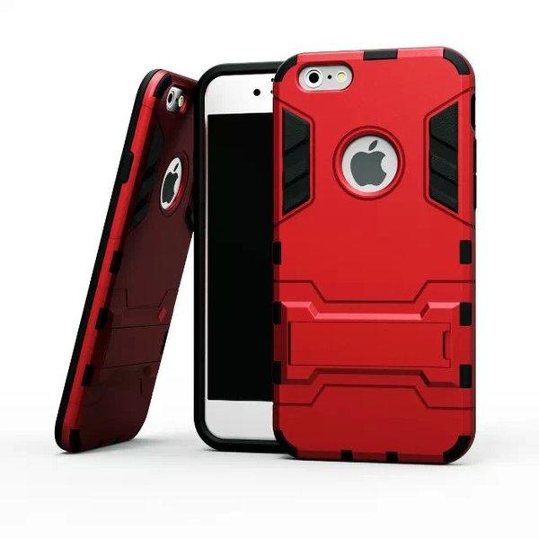 (พร้อมส่ง)เคสมือถือไอโฟน Case iPhone5C เคสนิ่มเกราะพลาสติกสไตล์ IronMan