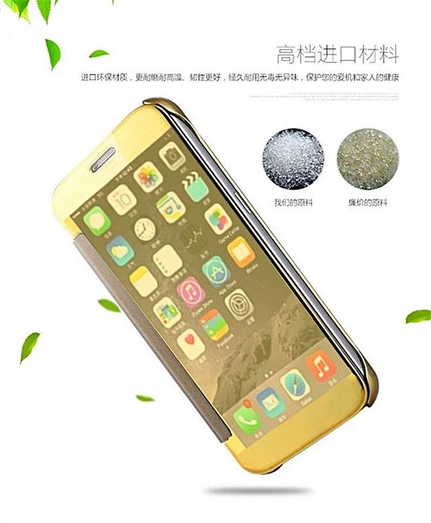 (390-023)เคสมือถือไอโฟน case iphone 5/5s/SE เคสพลาสติกกึ่งโปร่งใส Clear View Cover