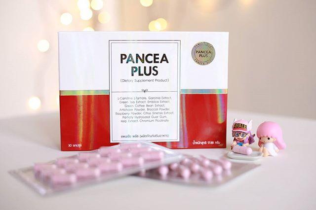 PANCEA PLUS แพนเซียพลัส ลดน้ำหนัก