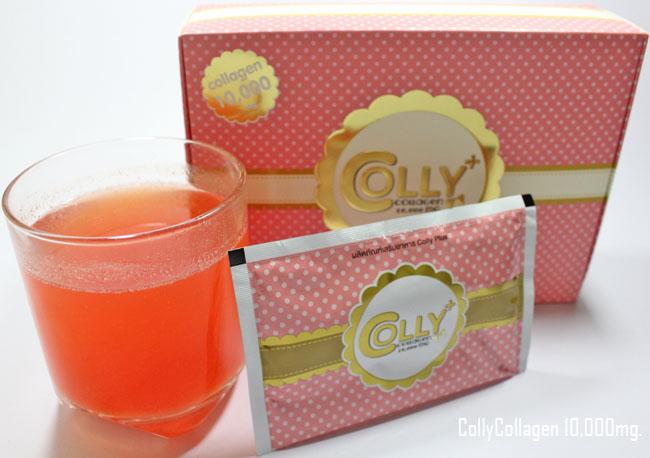 Colly plus คอลลี่ พลัส คอลลาเจน 10,000 mg ของแท้ 100%