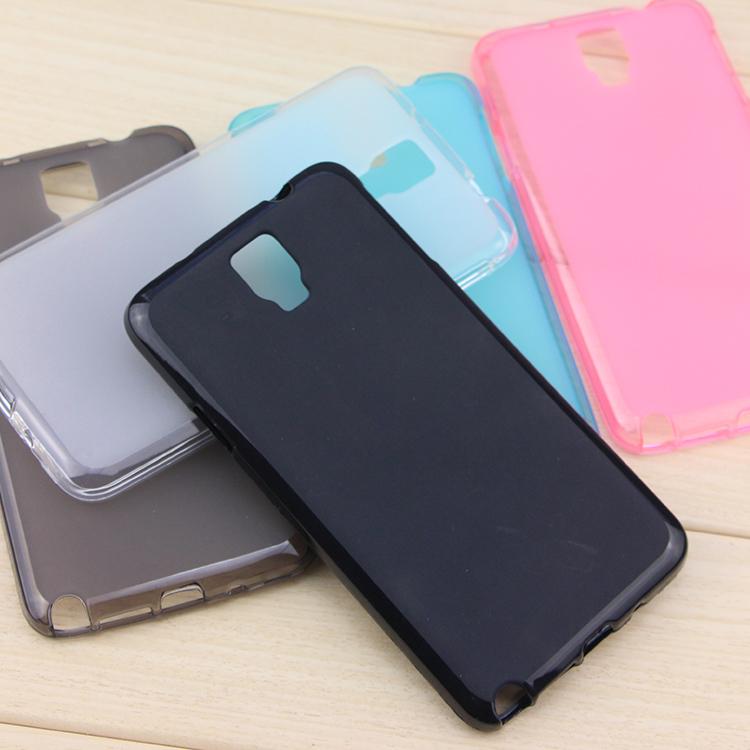 (710-001)เคสมือถือซัมซุงโน๊ต Note3 Neo เคสนิ่มใสพื้นหลังใสขุ่นมัว