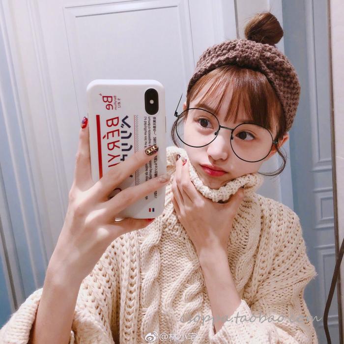(466-011)เคสมือถือไอโฟน Case iPhone X เคสนิ่มลายตัวอักษรญี่ปุ่นสไตล์น่ารักๆ