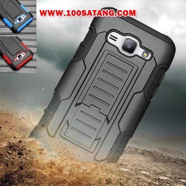 (002-090)เคสมือถือซัมซุง Case Samsung Galaxy J5 เคสกันกระแทกขอบสีรุ่นเหน็บเอว