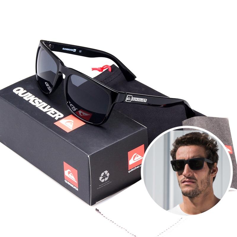 แว่นกันแดด Quiksilver QS-S013 56-18 135 <ดำ>