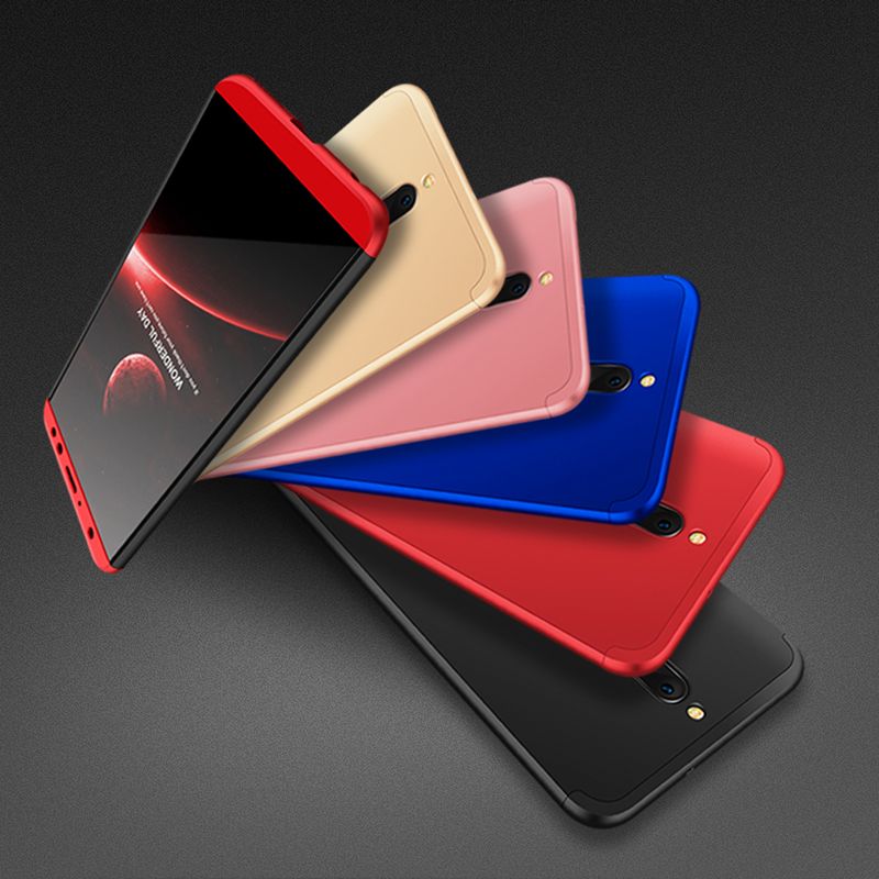 (025-770)เคสมือถือ Case Huawei Nova 2i/Mate10Lite เคสคลุมรอบป้องกันขอบด้านบนและด้านล่างสีสันสดใส
