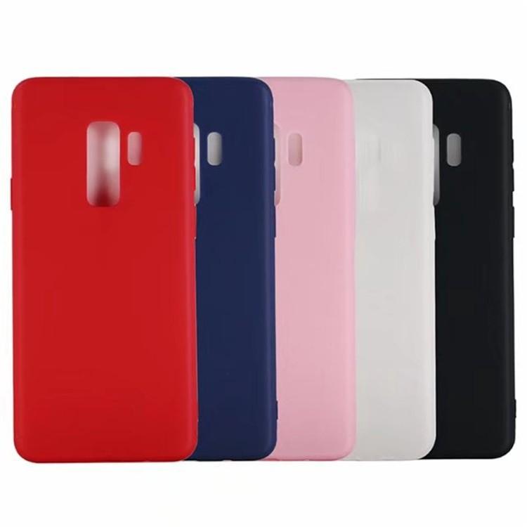 (436-410)เคสมือถือซัมซุง Case Samsung S9+ เคสนิ่มคลาสสิค