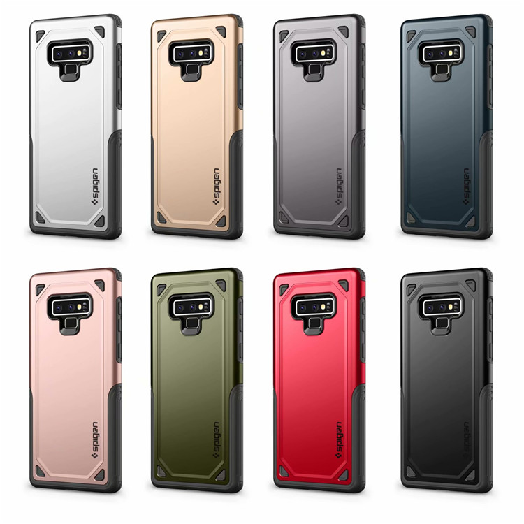 (436-500)เคสโทรศัพท์มือถือซัมซุง Case Note9 เคสนิ่มประกบฝาหลังพลาสติกแฟชั่นสไตล์กันกระแทก