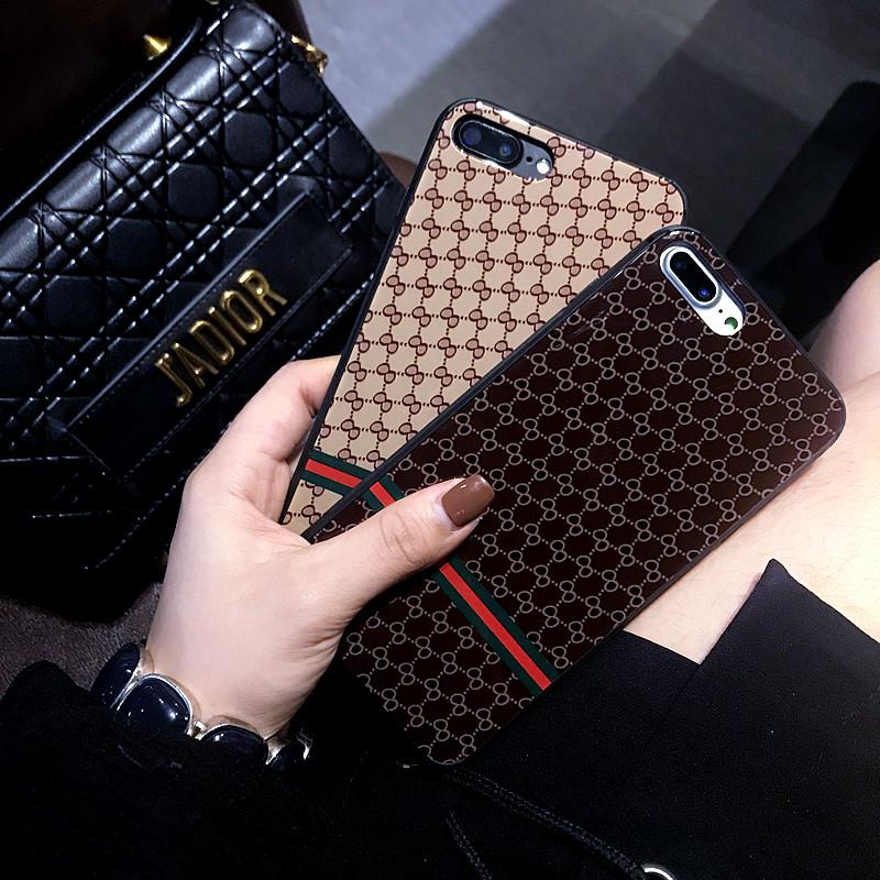(682-005)เคสมือถือไอโฟน Case iPhone 6/6S เคสนิ่มลายกระเป๋าหรูยอดฮิต