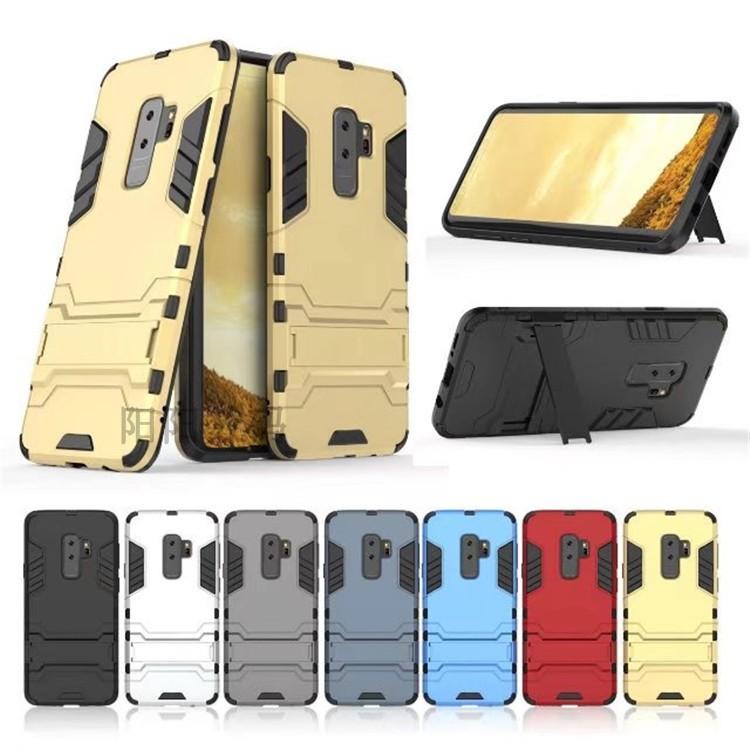 (436-430)เคสมือถือซัมซุง Case Samsung S9 เคสกันกระแทกทรง IronMan
