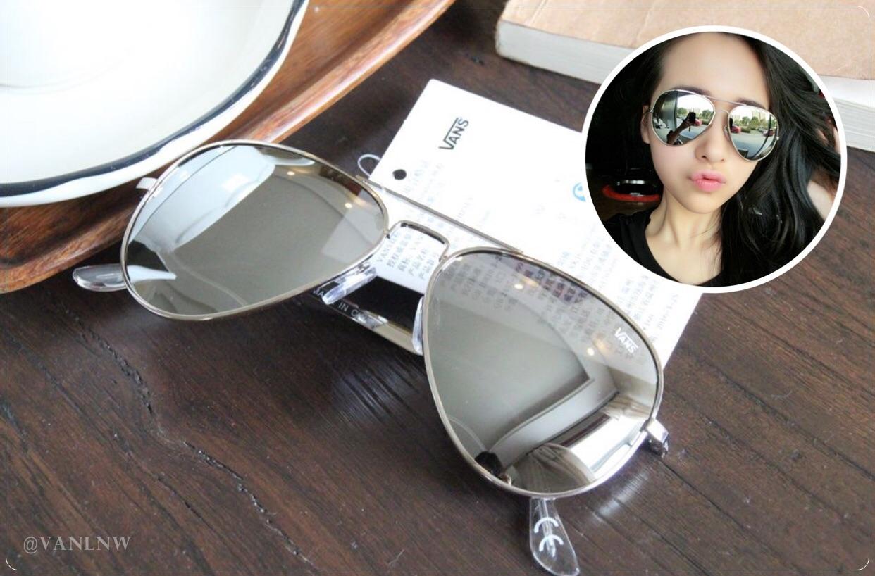 แว่นกันแดด Vans Avionics silver <ปรอทเงิน>