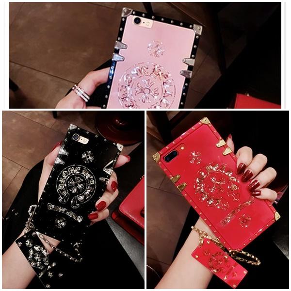 (685-006)เคสมือถือไอโฟน Case iPhone 6/6S เคสนิ่มแฟชั่น Retro สไตล์ยุโรปพื้นหลังแวว