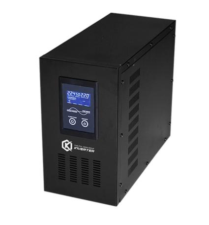 อินเวอร์เตอร์ Pure Sine Wave 6000W 48V to 220V CKS NB (Ring Transfomer)