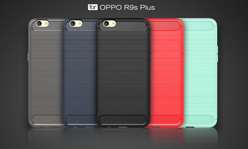 (025-1014)เคสมือถือ Case OPPO R9s Plus/R9s Pro เคสนิ่ม tpu กันกระแทกลายเส้น