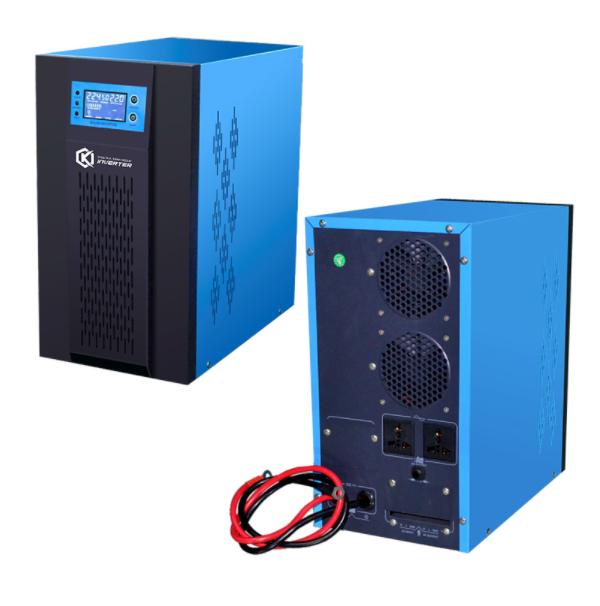 อินเวอร์เตอร์ Pure Sine Wave 2000W 24V to 220V CKS PD (Ring Transfomer)
