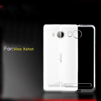 (620-001)เคสมือถือวีโว Vivo Xshot เคสนิ่มใส