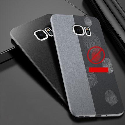 (759-005)เคสโทรศัพท์มือถือซัมซุง Case Samsung S7 Edge เคสนิ่มคลุมเครื่องลายหินทราย