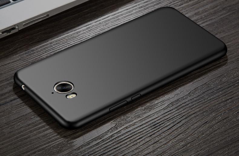 (738-004)เคสโทรศัพท์มือถือหัวเว่ย Case Huawei Honor 6 Play เคสนิ่มคลุมเครื่องลายพื้นๆสไตล์คลาสสิค
