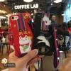 (555-002)เคสมือถือไอโฟน Case iPhone 6Plus/6S Plus เคสนิ่มนำโชคสไตล์เกาหลี