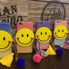 (483-006)เคสมือถือไอโฟน case iphone 6/6S เคสพลาสติกขอบนิ่มอมยิ้ม 3D