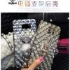 (442-003)เคสมือถือซัมซุง Case Samsung S6 Edge Plus เคสนิ่มแฟชั่น Chic&Street 3D พร้อมแหวนตั้งโทรศัพท์