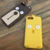 (025-415)เคสมือถือไอโฟน Case iPhone 6Plus/6S Plus เคสนิ่มหมาไก่ตกใจ