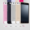 (140-035)เคสมือถือ Case Huawei ALek 4G Plus (Honor 4X) เคสพรีเมี่ยมกรอบโลหะพื้นหลังอะคริลิคสีสไตล์โลหะ