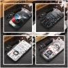(025-427)เคสมือถือ Case OPPO A59/A59s/F1s เคสขอบลายกราฟฟิคติดแหวนโลหะตั้งโทรศัพท์