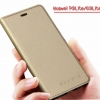 (569-012)เคสมือถือ Case Huawei P9Lite/G9Lite เคสนิ่มฝาพับ PU ลื่นกันน้ำ
