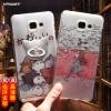 (534-004)เคสมือถือซัมซุง Case Samsung A7 (2016) เคสนิ่มลาย 3D น่ารักๆ สไตล์เกาหลี