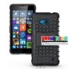 (002-023)เคสมือถือ Microsoft Lumia 640 เคสรุ่นกันกระแทกขอบสี