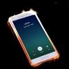 (502-012)เคสมือถือ Case OPPO R7s เคสนิ่มใสสไตล์กันกระแทก Flash LED